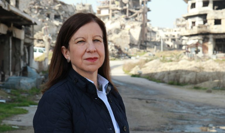 New Brunswick-born Lyse Doucet has spent her 37-year career telling stories that often go underreported in Western media. She served the BBC for 15 years as a foreign correspondent.