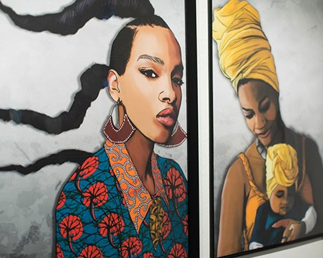 Symbols of Resistance exhibition explores Black identity and its representation