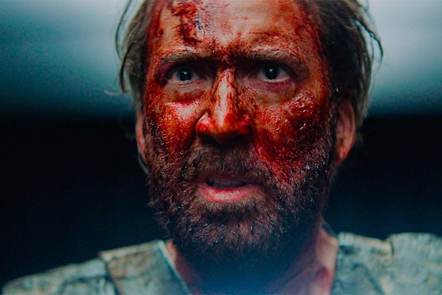A vengeful Nicolas Cage features in the Canadian premiere of <em>Mandy</em>.