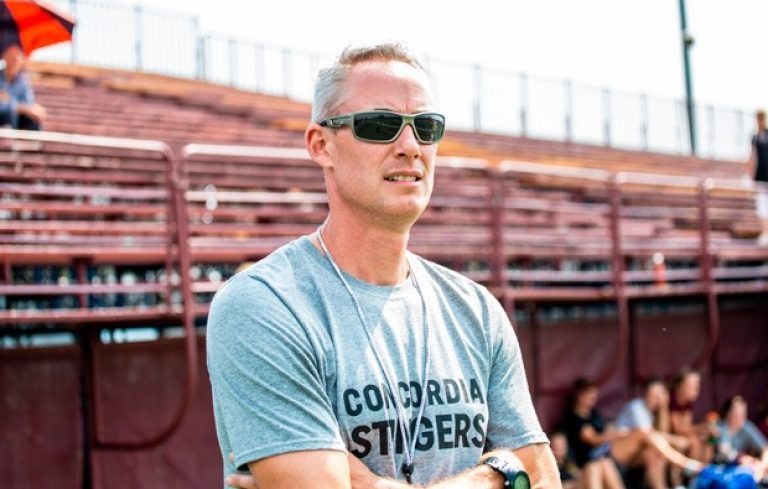 Former Montreal Impact star Greg Sutton is master coach of the Stingers men's and women's soccer teams.