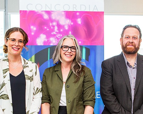 Eight faculty members recognized for furthering the scholarly and social impact of research at Concordia