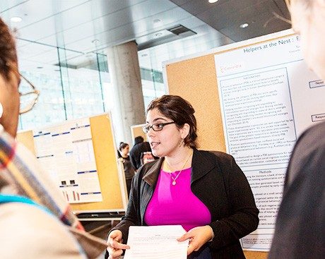 Prizewinning students explore solar energy, demographic diversity in the workplace and more