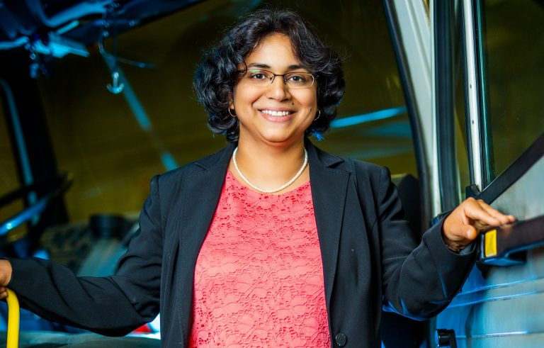 Anjali Awasthi, associate professor at the Concordia Institute for Information Systems Engineering.