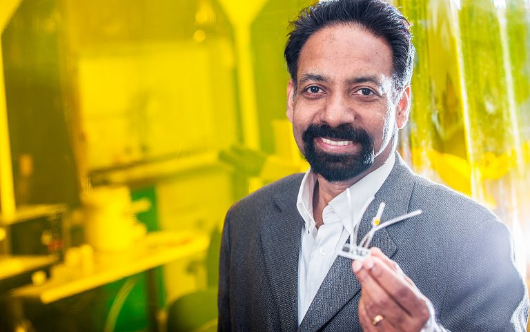 "Muthukumaran Packirisamy: ""As one of the few Canadians to become a member of the National Academy of Inventors, I feel this is a great honour and a privilege."""