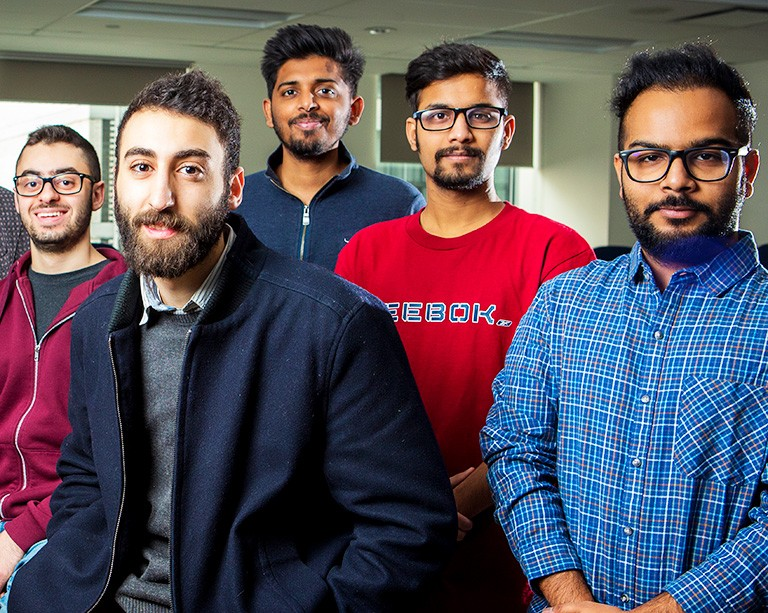 Concordia students are building an app that helps you choose the right university program using AI