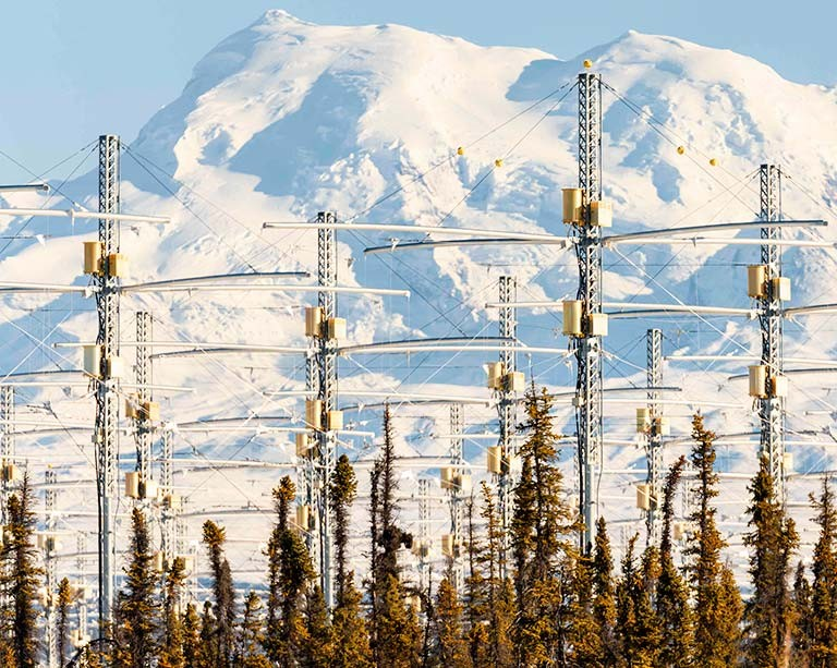 Concordia transmission artist launches a high-frequency project — in Alaska