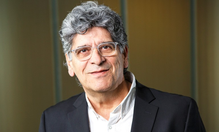 Georgios Vatistas, professor of mechanical engineering at Concordia's Gina Cody School of Engineering and Computer Science.