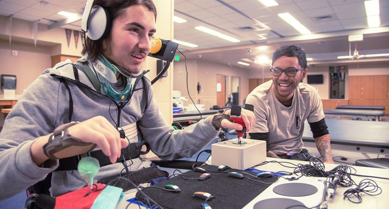 """We need to tap into the collective intelligence, test with users and hope for a better future."" 