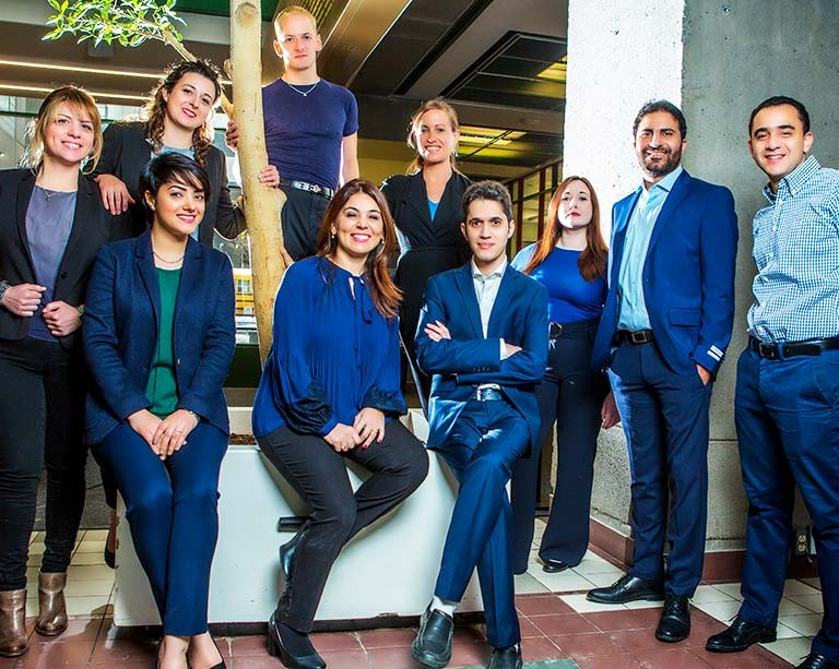 Concordia's 2019 Public Scholars take on surgical robots, the future of fibre optics and queer utopias
