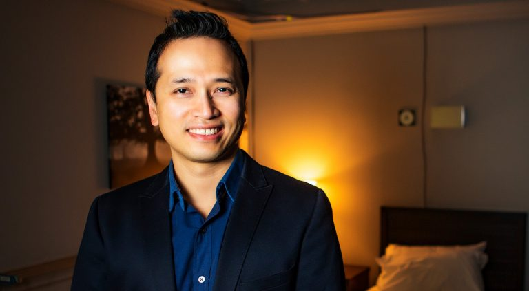 Thanh Dang-Vu hopes his study can lead to improved interventions for people with sleep or memory issues.