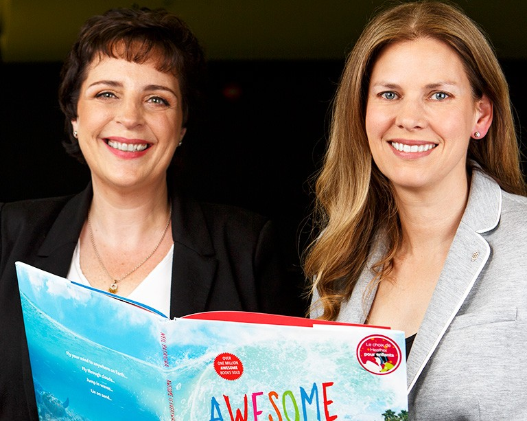 Language-savvy parents improve their children's reading development, a Concordia study shows