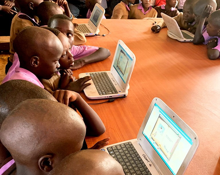 Concordia researchers evaluate their work to improve literacy rates in Kenya