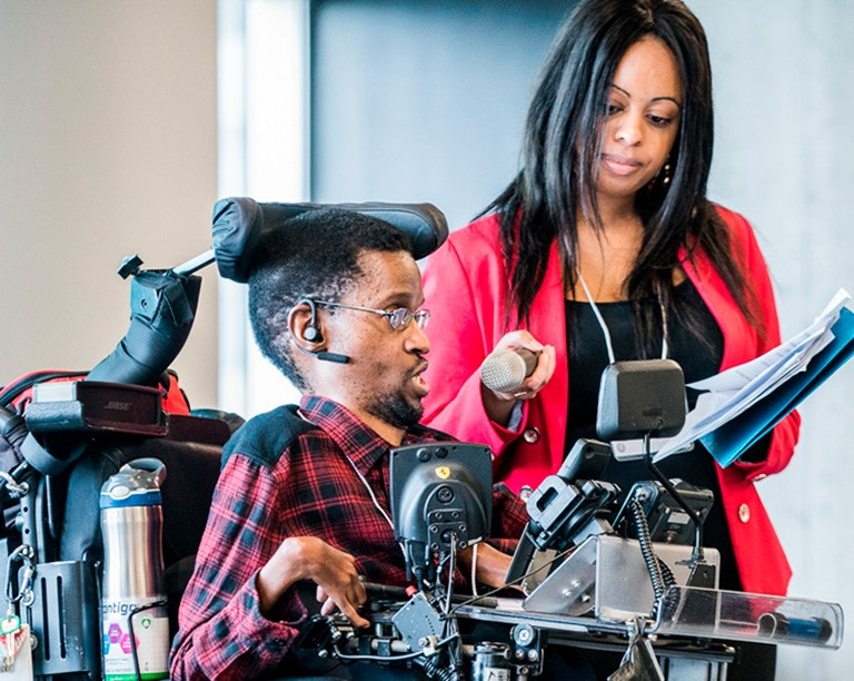 Inclusive Innovation Guide helps event planners improve accessibility