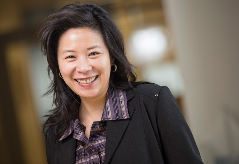 "Alice Ming Wai Jim: ""I look forward to connecting and collaborating with the diverse members of the society."""