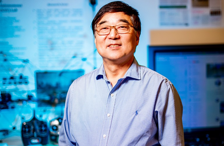 Youmin Zhang is a professor at the Gina Cody School of Engineering and Computer Science.