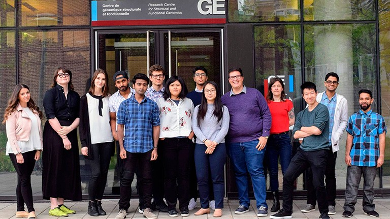 Concordia's iGEM team hopes to win more funding so that they can continue to perfect their product.