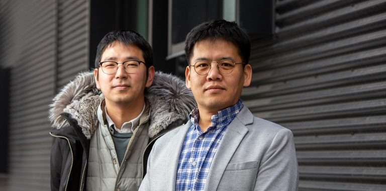 "Joohnee Lee and Sang Hyeok Han: ""Noise study is only used on the safety side now, but we expect that noise levels also relate to workers' performance and overall productivity."""