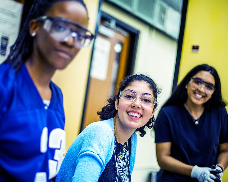 Women in Engineering conference looks to inspire girls' interest in STEM