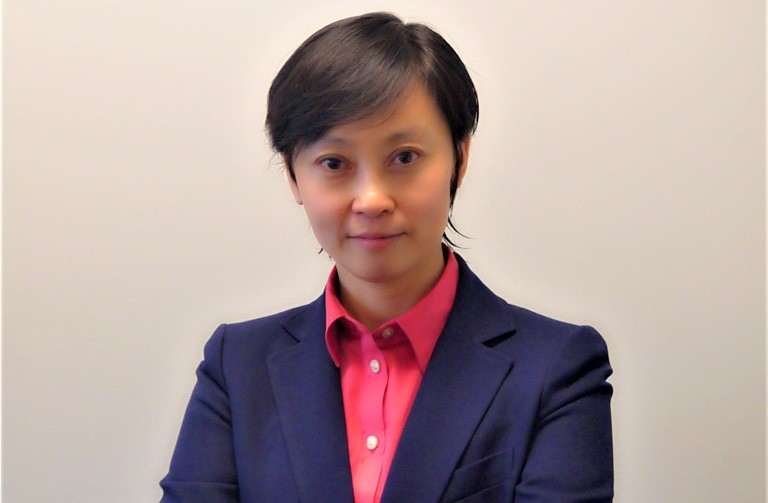 Xiaodan Pan, assistant professor of supply chain and business technology management.