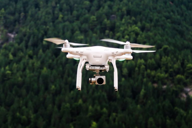 "Youmin Zhang: ""We want to use drones to provide solutions in an environment that may be dangerous to humans."" 