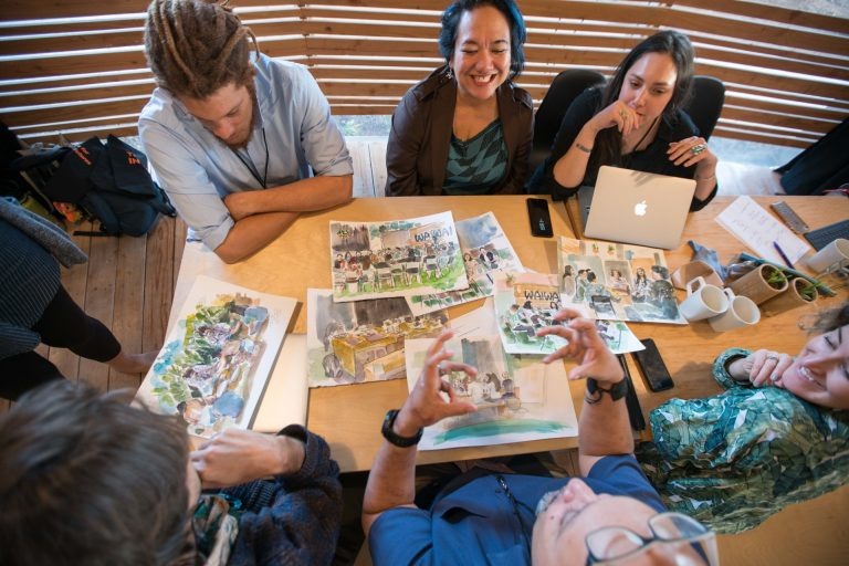 "Jason Edward Lewis: ""We want to ensure that Indigenous voices are a central part of this technology's development."""