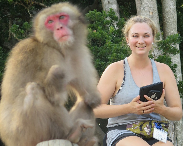 Concordia student maps global primate habitat endangered by climate change