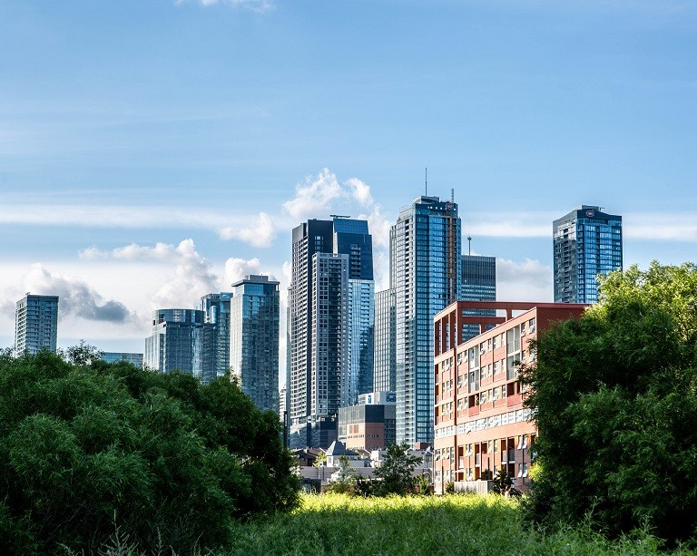Concordia launches the Next-Generation Cities Institute