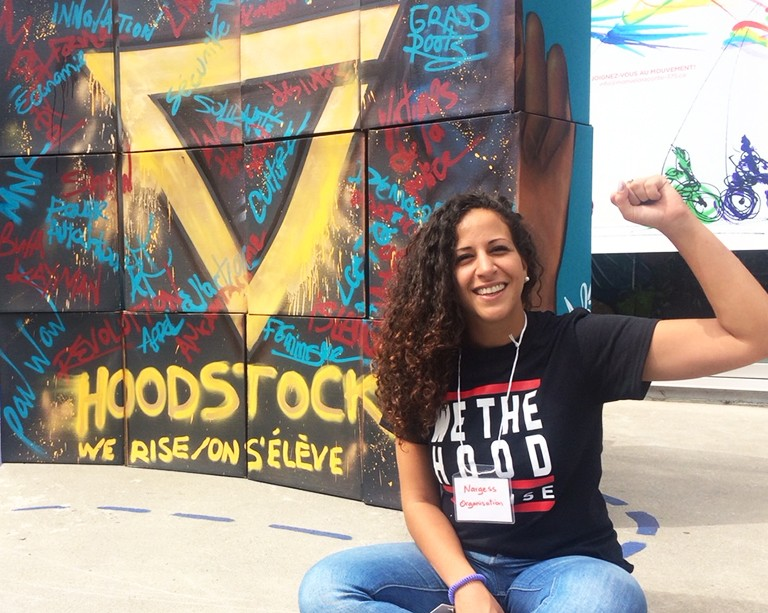 Concordia works with Hoodstock to help support survivors of sexual violence in Montreal North