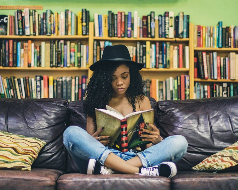 Picking up a book for fun positively affects verbal abilities, according to new study