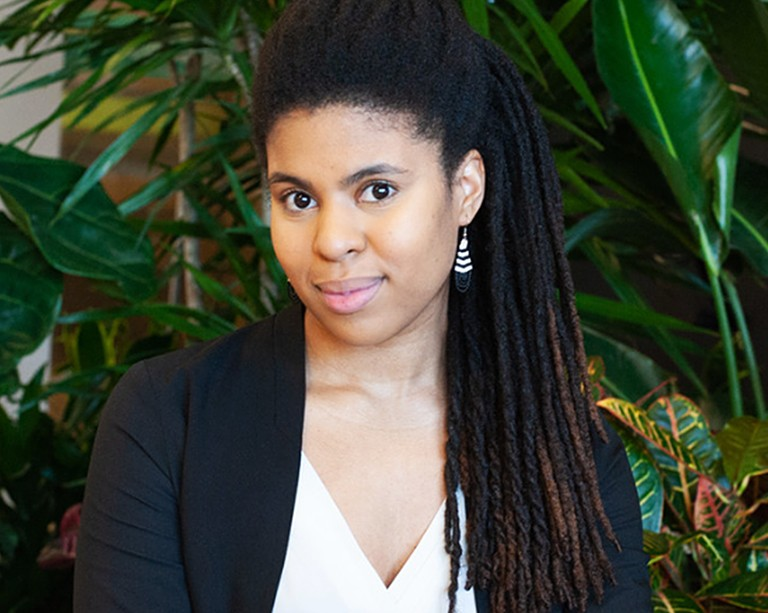 Joana Joachim is Concordia's new assistant professor of Black studies in art education, art history and social justice