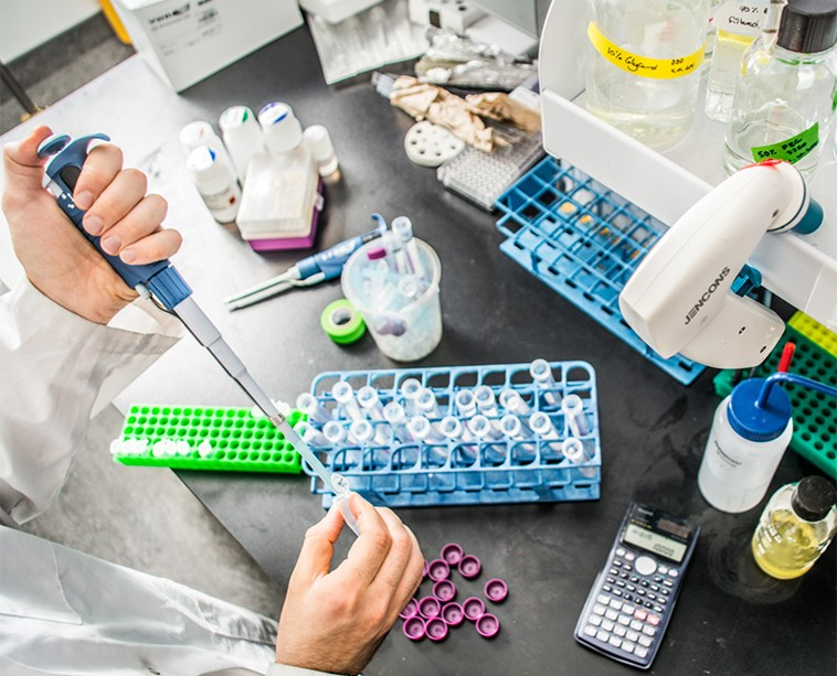 Canada's first training program for synthetic biology attracts top talent
