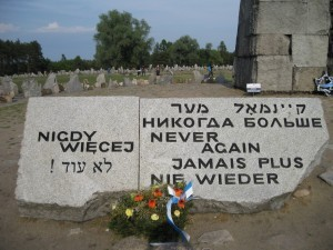 Treblinka Memorial, Poland